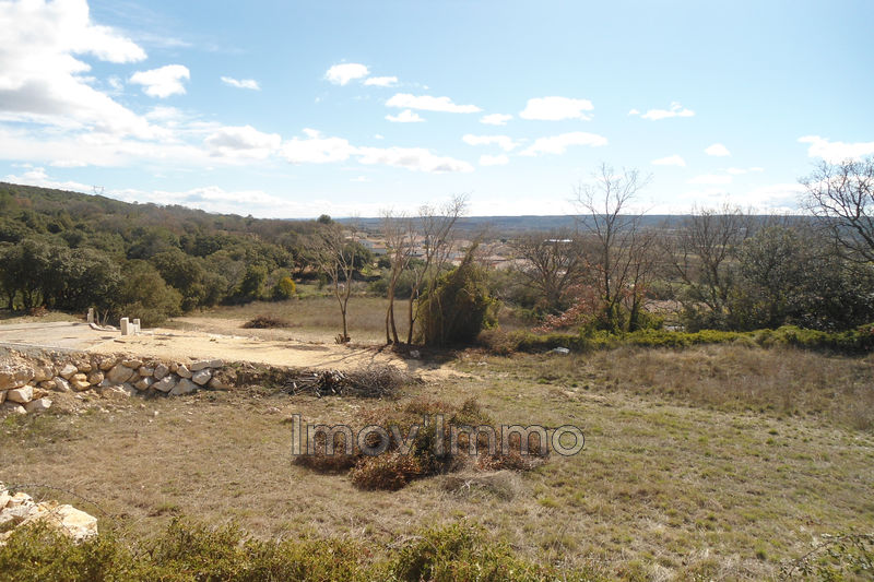 Photo Land Uzès Uzès est,   to buy land   1580 m²