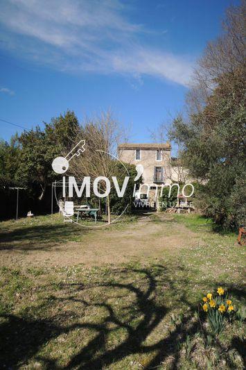Maison en pierre Uzès Village,   achat maison en pierre  3 chambres   250m²