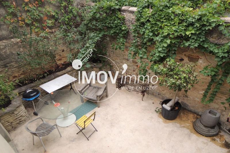 Maison de village Saint-Quentin-la-Poterie Uzès est,   achat maison de village  4 chambres   200m²