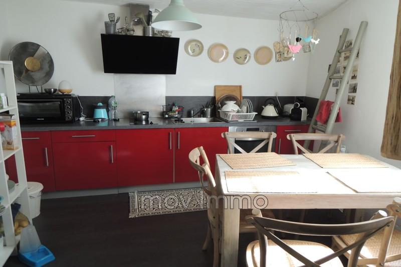 Photo House Saint-Quentin-la-Poterie Uzès nord,   to buy house  3 bedroom   75 m²