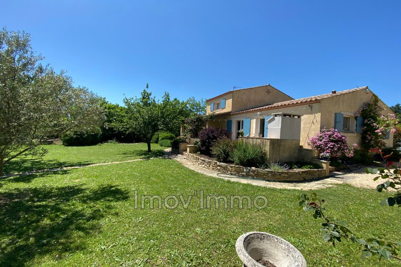 Photo House Uzès Uzès ouest,   to buy house  4 bedroom   115 m²