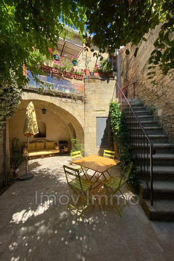 Photo Village house Saint-Quentin-la-Poterie Uzès nord,   to buy village house  3 bedroom   90 m²