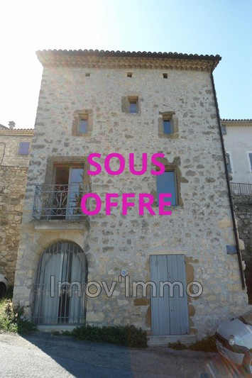 Village house Uzès Uzès ouest,   to buy village house  2 bedroom   100 m²