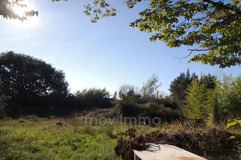 Land Uzès Uzès ouest,   to buy land   1700 m²