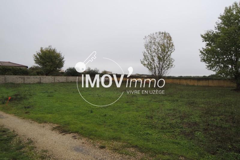 Photo Terrain Uzès Uzès sud,   achat terrain   761m²