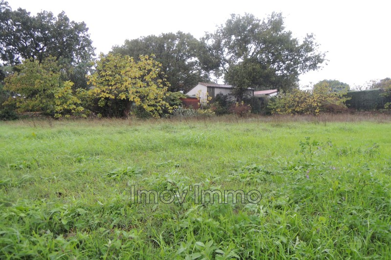 Land Uzès Uzès nord,   to buy land   850 m²