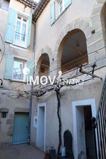 Maison de village Saint-Quentin-la-Poterie Village,   achat maison de village  3 chambres   130m²