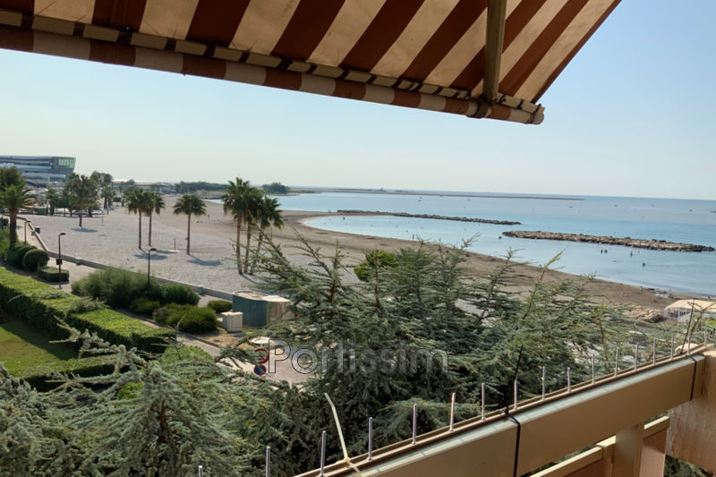 Apartment Saint-Laurent-du-Var Front de mer,  Rentals apartment  1 room   27 m²