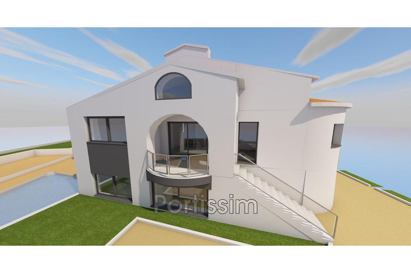 Photo Villa Cagnes-sur-Mer Cros de cagnes,   to buy villa  3 bedroom   138 m²