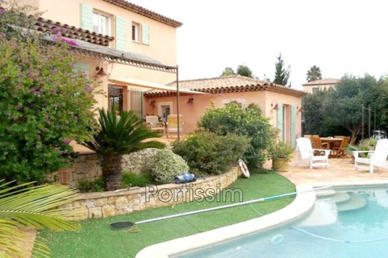 Photo Villa Cagnes-sur-Mer Plateaux fleuris,   to buy villa  4 bedroom   198 m²