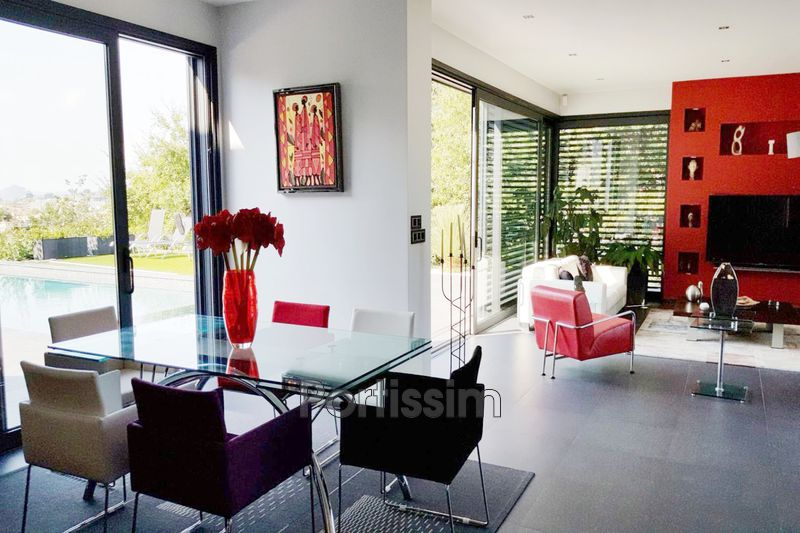 Photo Maison contemporaine Cagnes-sur-Mer Collettes,   achat maison contemporaine  6 chambres   350 m²
