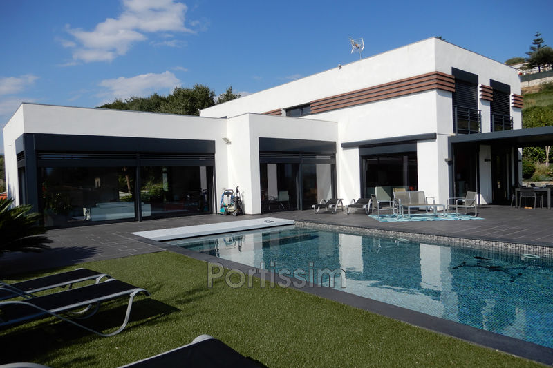 Maison contemporaine Cagnes-sur-Mer Collettes,   to buy maison contemporaine  6 bedroom   350 m²