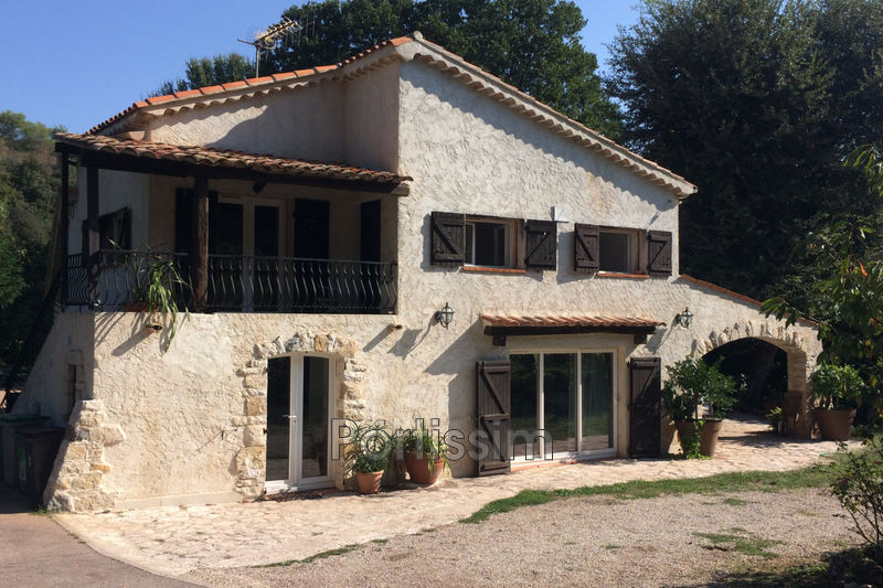 Villa Saint-Paul-de-Vence Proche fondation maeght,   achat villa  4 chambres   150m²