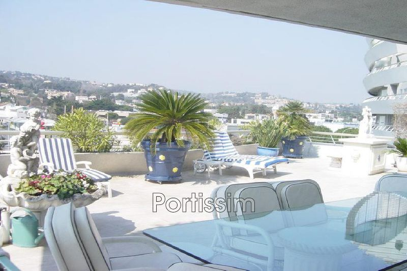 Apartment Villeneuve-Loubet Marina baie des anges,   to buy apartment  5 rooms   125 m²