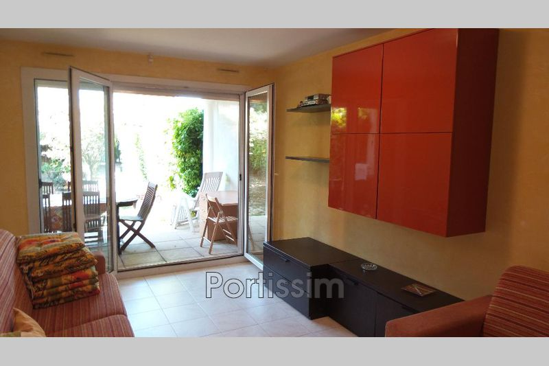 Photo Ground garden Saint-Laurent-du-Var Vespins,   to buy ground garden  2 rooms   39 m²