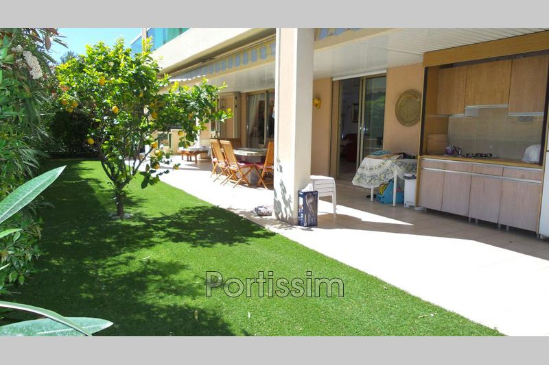 Photo Ground garden Saint-Laurent-du-Var Vespins,   to buy ground garden  4 rooms   100 m²
