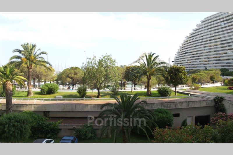 Photo Apartment Villeneuve-Loubet Marina,   to buy apartment  2 rooms   52 m²