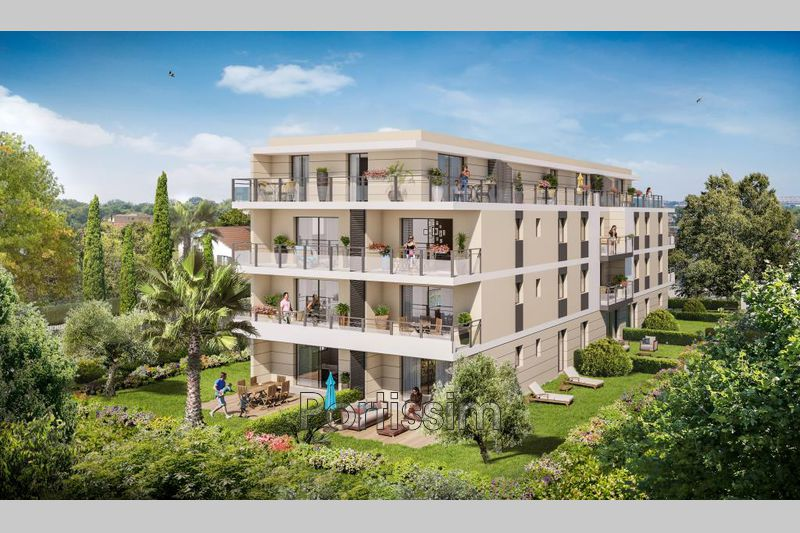 Apartment Saint-Laurent-du-Var Tzanck,   to buy apartment  2 rooms   47 m²