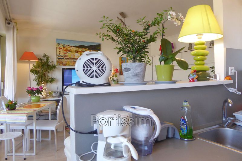 Photo Apartment Cagnes-sur-Mer Hippodrome,   to buy apartment  1 room   29 m²