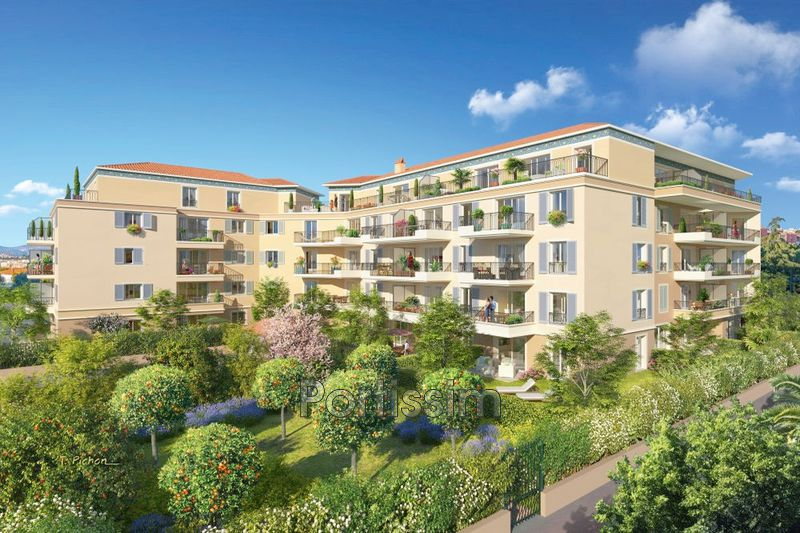 Apartment Saint-Laurent-du-Var Tzanck,   to buy apartment  4 rooms   85 m²