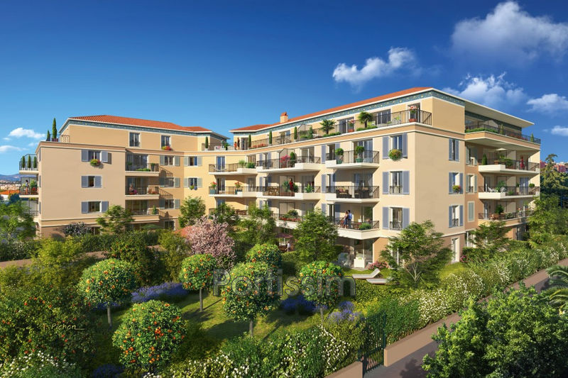 Apartment Saint-Laurent-du-Var Tzanck,   to buy apartment  2 rooms   39 m²