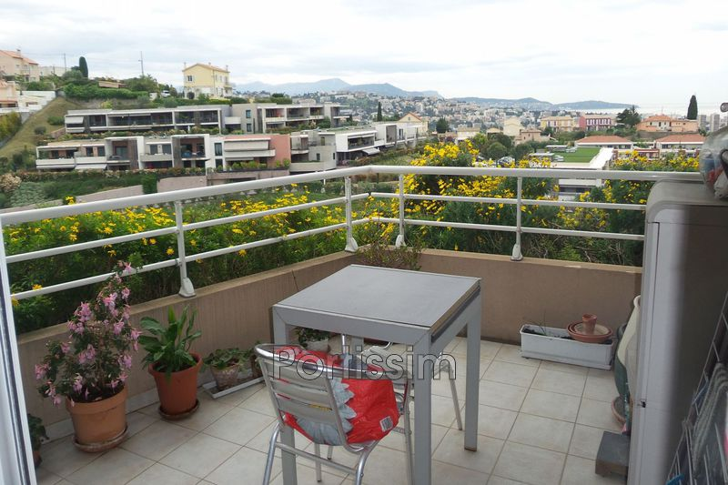 Apartment Saint-Laurent-du-Var Plateaux fleuris,   to buy apartment  2 rooms   36 m²