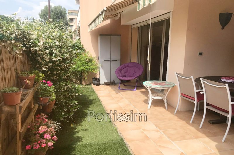 Vente appartement saint laurent du var rez de jardin | PORTISSIM