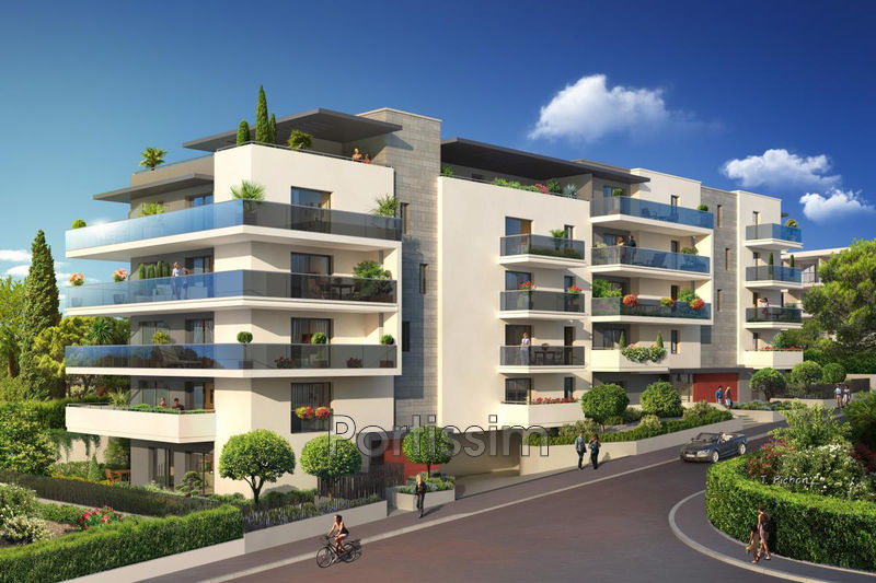 Photo Apartment Cagnes-sur-Mer Cros de cagnes,   to buy apartment  2 rooms   41 m²