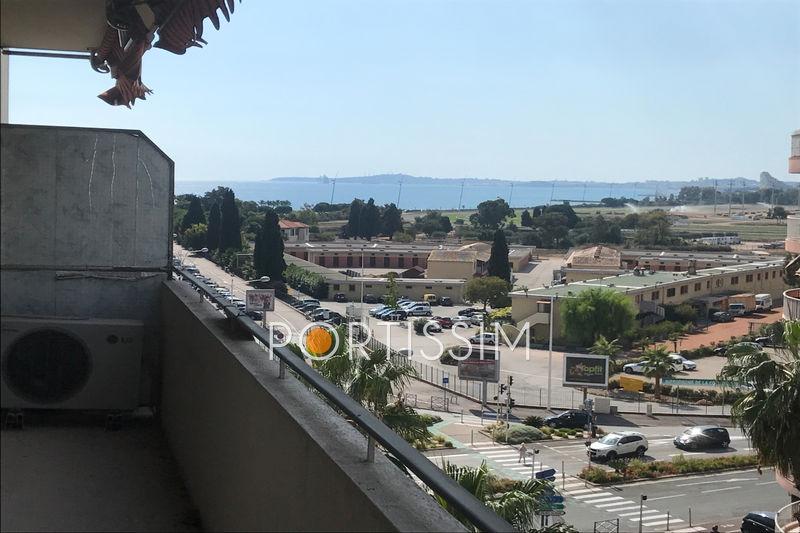 Appartement Cagnes-sur-Mer Centre-ville,   achat appartement  2 pièces   48m²