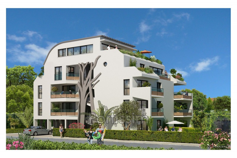 Photo n°1 - Vente appartement Saint-Laurent-du-Var 06700 - 565 000 €