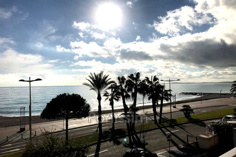 Photo Apartment Cagnes-sur-Mer Front de mer,   to buy apartment  3 rooms   58 m²