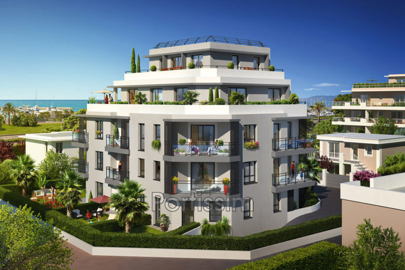Apartment Saint-Laurent-du-Var Port,   to buy apartment  5 rooms   168 m²