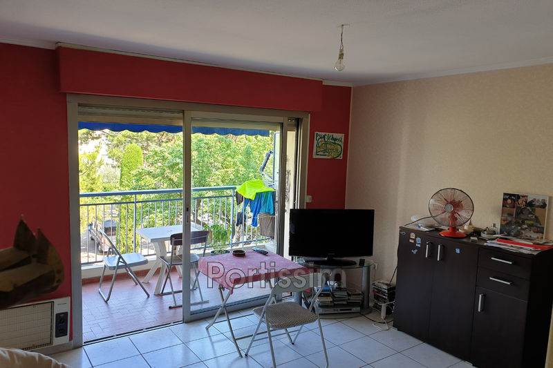 Photo Apartment Cagnes-sur-Mer Hippodrome,   to buy apartment  1 room   30 m²