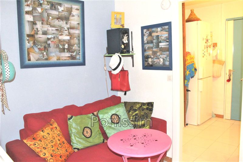 Photo n°7 - Vente appartement Cagnes-sur-Mer 06800 - 136 500 €