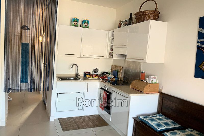 Apartment Cagnes-sur-Mer Vespins,   to buy apartment  1 room   25 m²