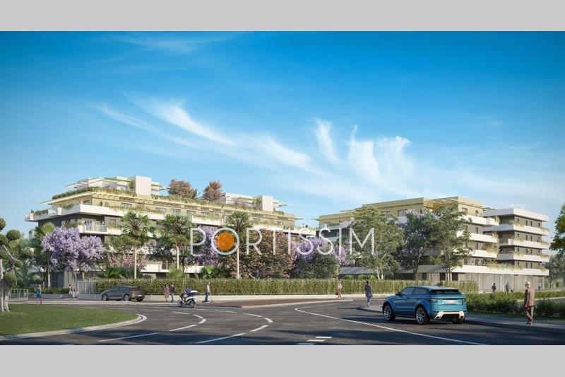 Appartement Cagnes-sur-Mer   achat appartement  3 pièces   68m²