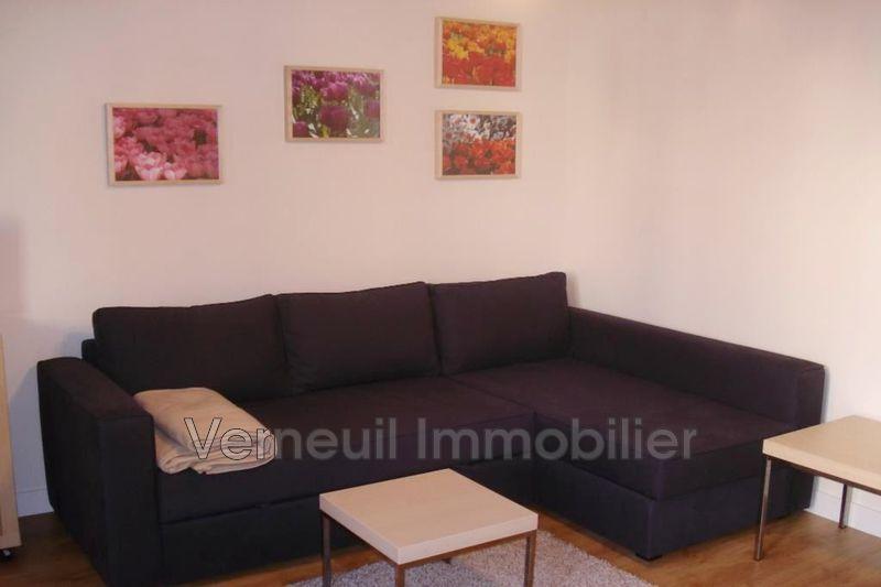 Appartement Paris Rue de verneuil,  Location appartement  1 pièce   31m²