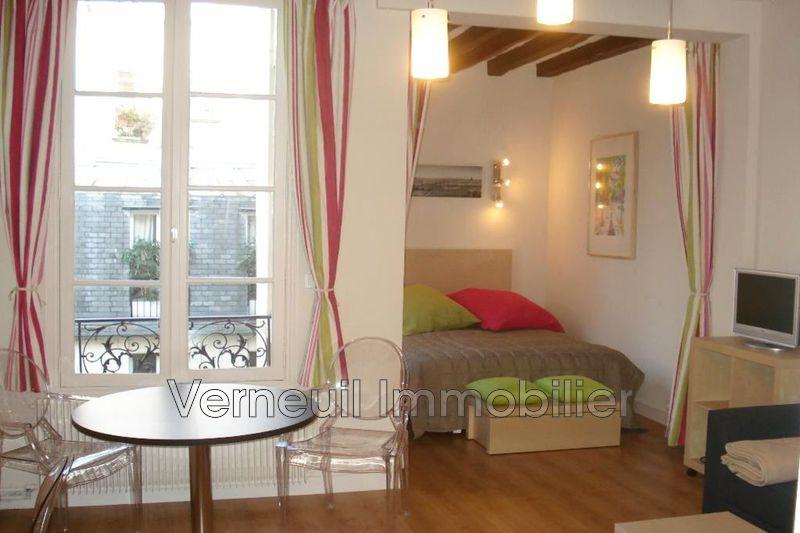 Photo Appartement Paris Rue de verneuil,  Location appartement  1 pièce   31m²