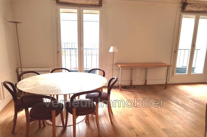 Appartement Paris Musée d'orsay,  Location appartement  2 pièces   52m²