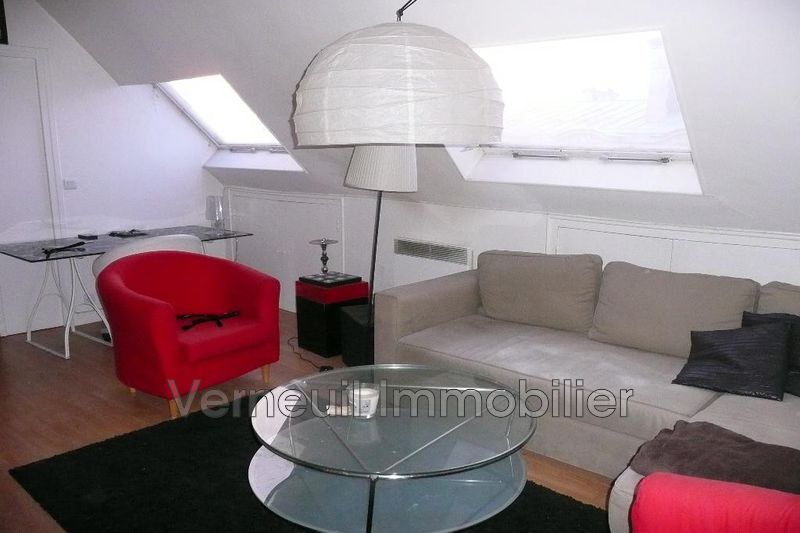 Photo Appartement Paris Rue du bac,  Location appartement  2 pièces   44m²