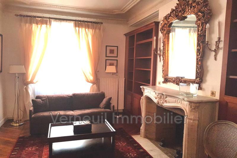 Appartement Paris Rue de villersexel,  Location appartement  2 pièces   47m²