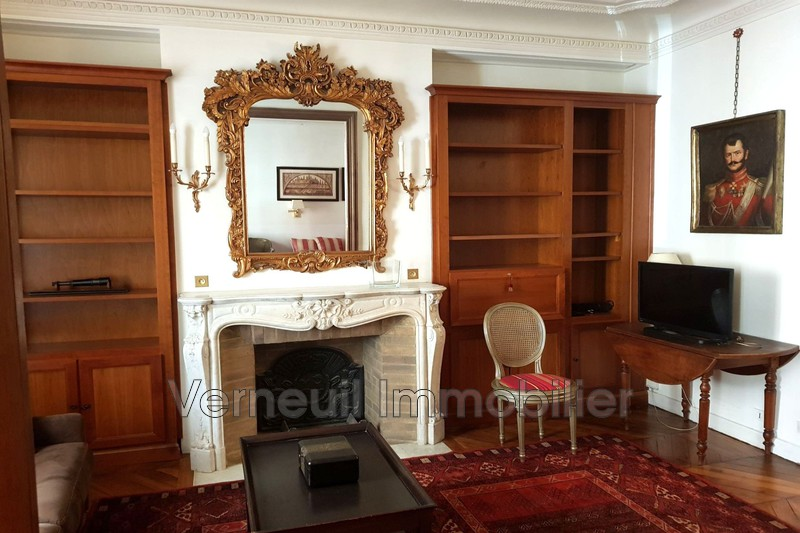 Photo Appartement Paris Rue de villersexel,  Location appartement  2 pièces   47 m²
