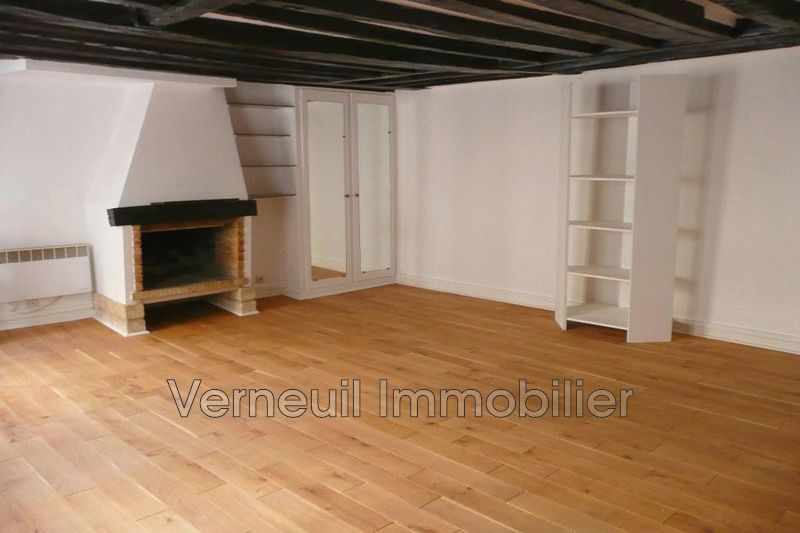 Photo Appartement Paris Rue de beaune,  Location appartement  1 pièce   35 m²