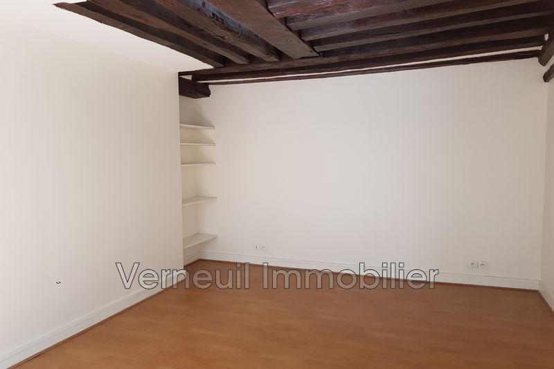 Appartement Paris Rue de verneuil,  Location appartement  1 pièce   27m²