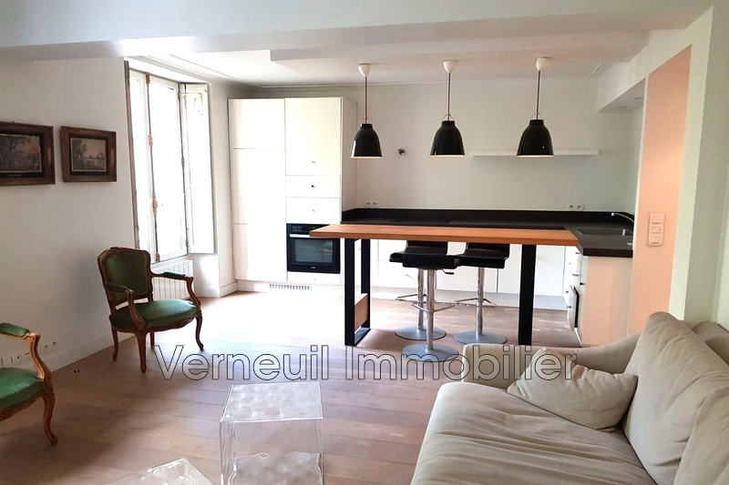 Photo Appartement Paris Boulevard saint germain,  Location appartement  2 pièces   64 m²