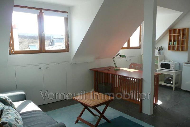Photo Appartement Paris Rue de verneuil,  Location appartement  1 pièce   18m²