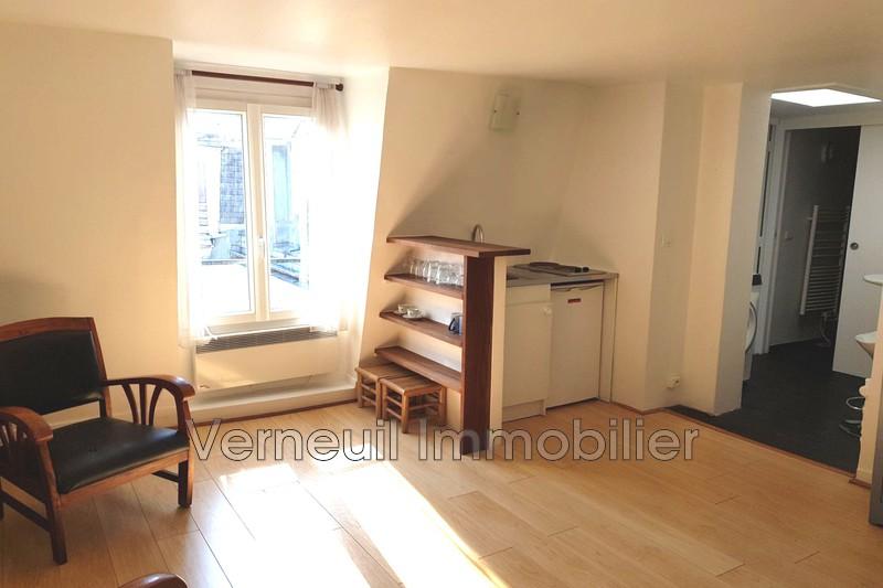 Appartement Paris Rue de l'université,  Location appartement  2 pièces   28m²