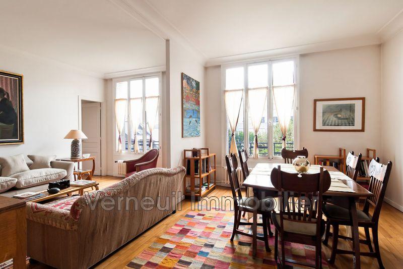 Photo Appartement Paris Rue du cherche midi,  Location appartement   90m²