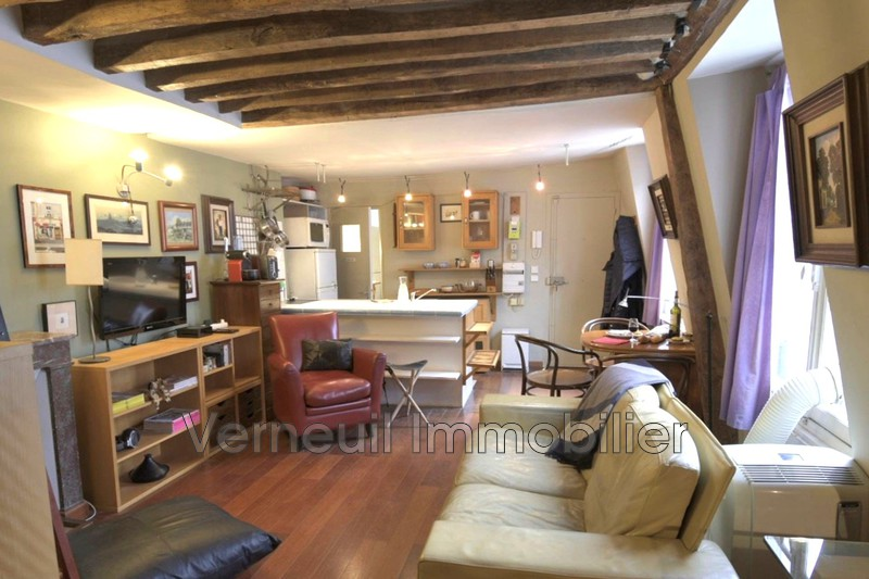 Appartement Paris Rue de l'université,  Location appartement  1 pièce   43 m²