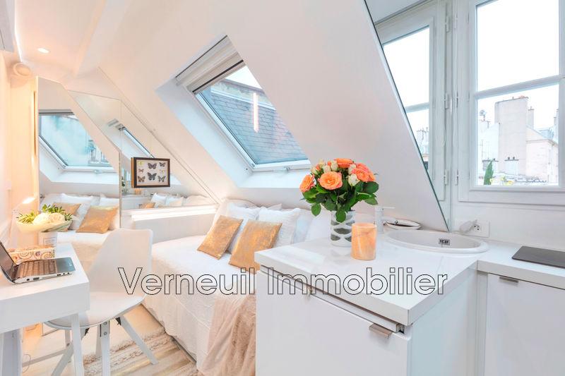 Appartement Paris Rue de lille, st thomas d'aquin  ,  Location appartement  1 pièce   10m²